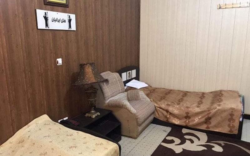 هتل ایرانیان بندرماهشهر