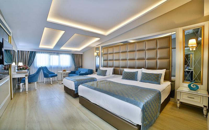 هتل بوکه استانبول