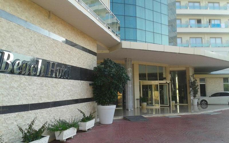 هتل لیکوس بیچ آنتالیا