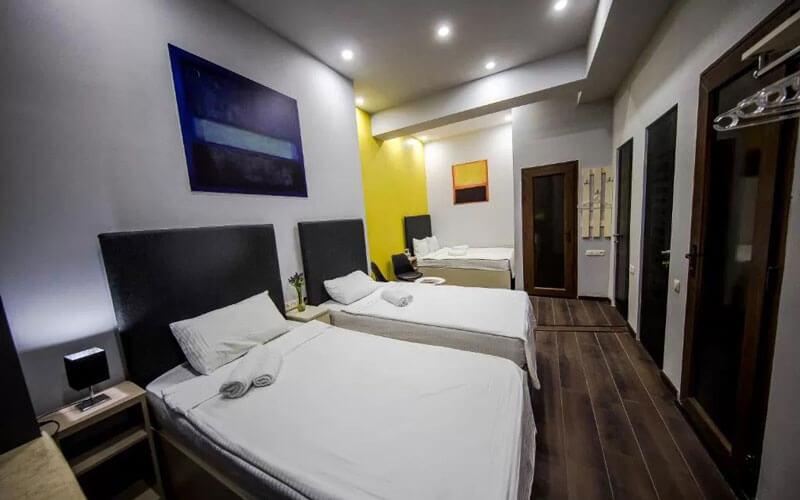 هتل Elysium Gallery Hotel Yerevan