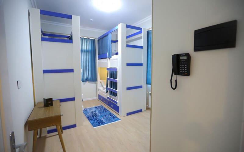 هتل Alfa Hotel & Hostel Baku