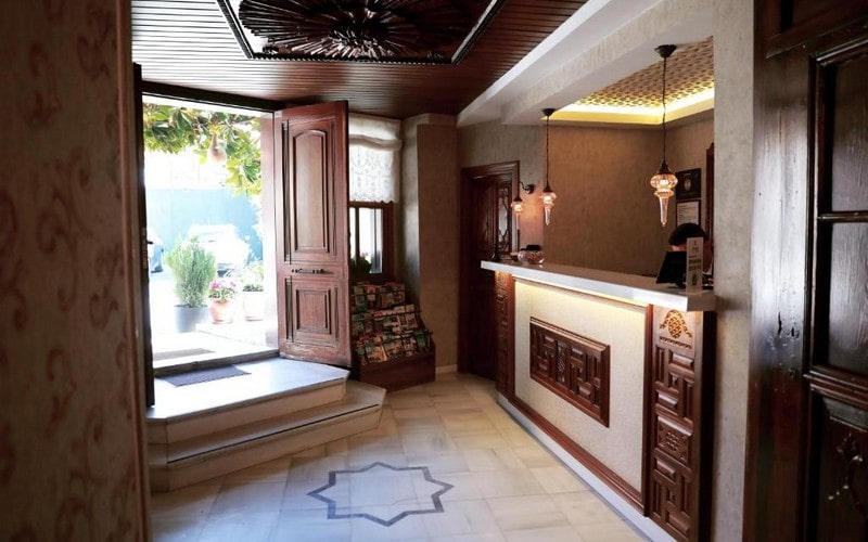 هتل Yusufpasa Konagi Istanbul