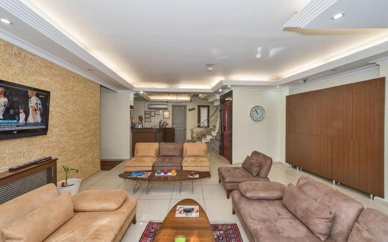 هتل May Hotel Istanbul