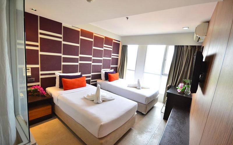 هتل اچ رزیدنس بانکوک