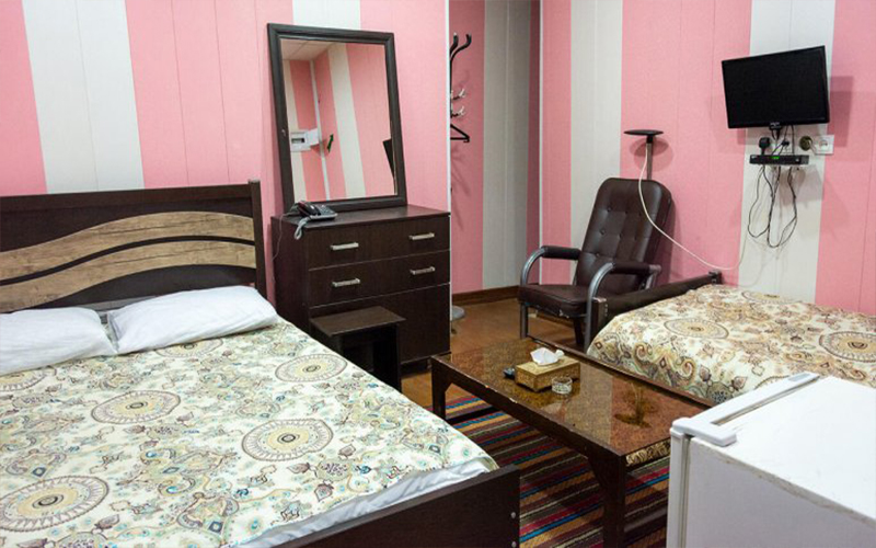 هتل آپارتمان یاس بوشهر