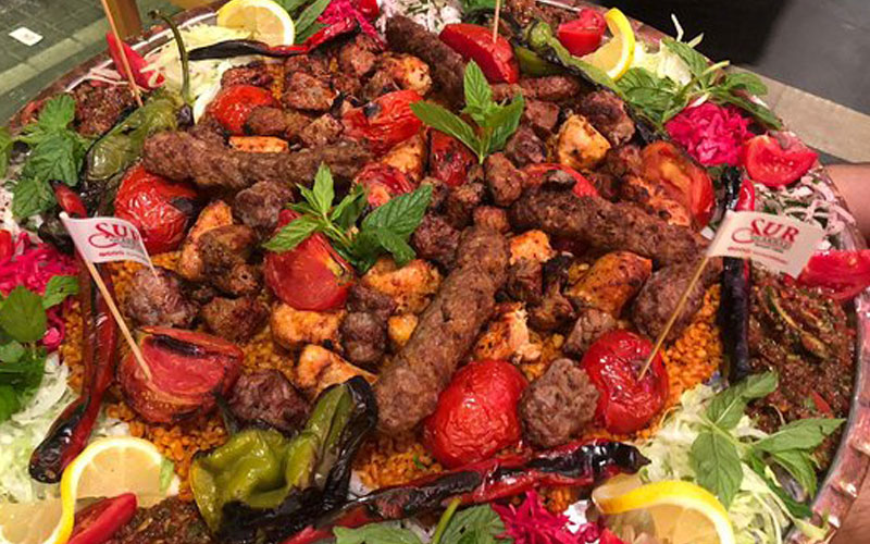 رستوران سور اجاق باشی استانبول