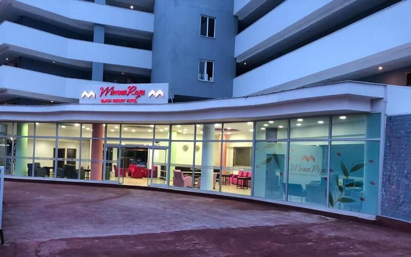 هتل Monna Roza Beach Hotel Antalya