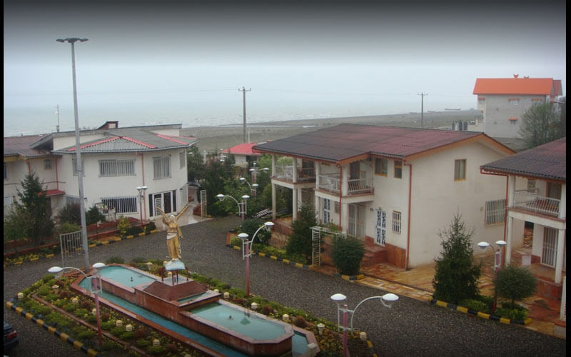 هتل پدیدار خزر رودسر
