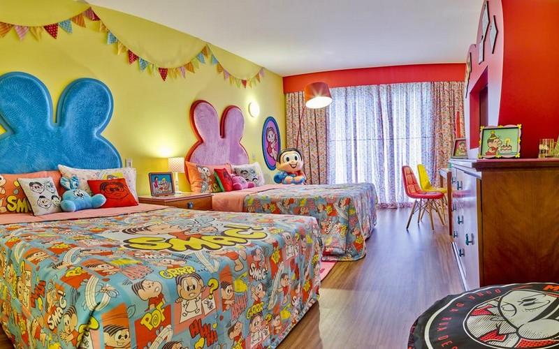 هتل Bourbon Cataratas do Iguacu Resort