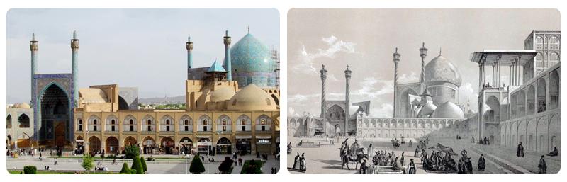 مسجد جامع امام اصفهان