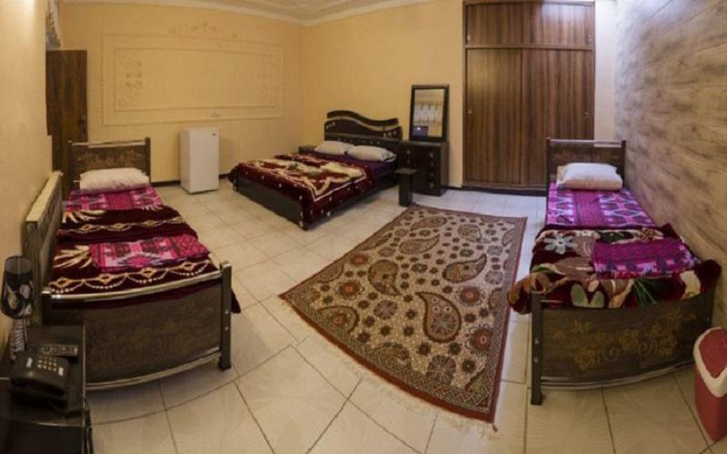 هتل کرمانیا کرمان