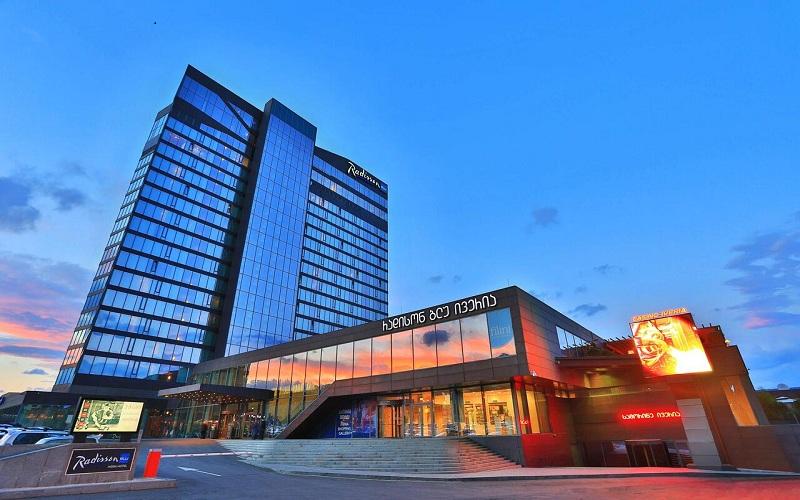 هتل رادیسون بلو ایوریا تفلیس