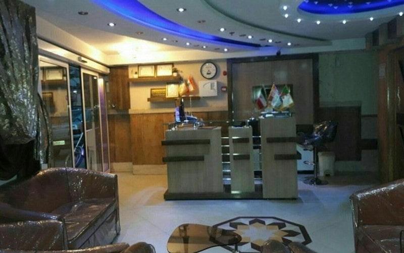 خانه مسافر فرزانه مشهد