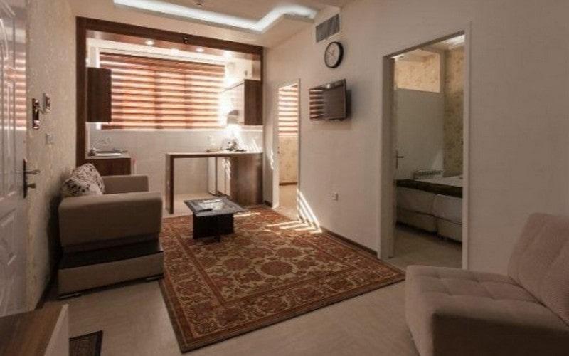 هتل آپارتمان گل نرگس مشهد