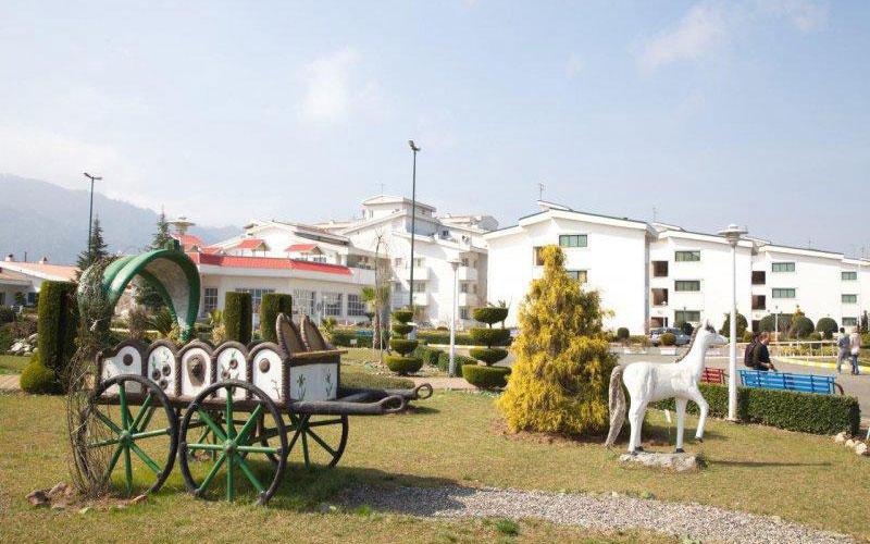 هتل آهوان رامسر