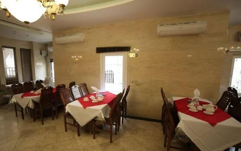 هتل آپارتمان نور ۹ مشهد