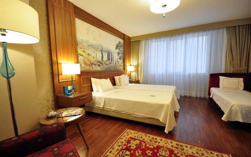 هتل Neorion Hotel Istanbul