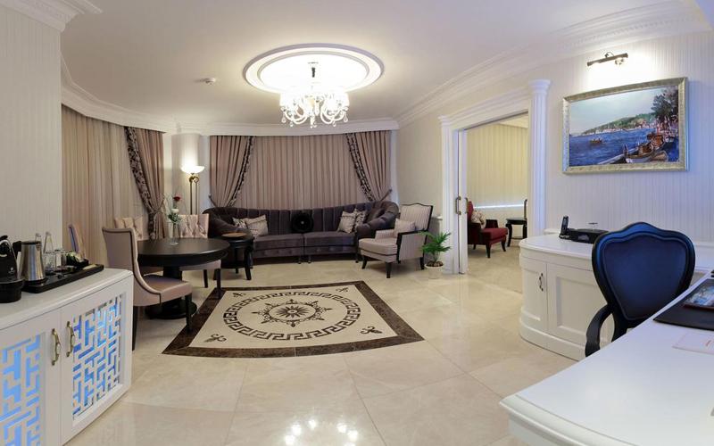 هتل واو استانبول