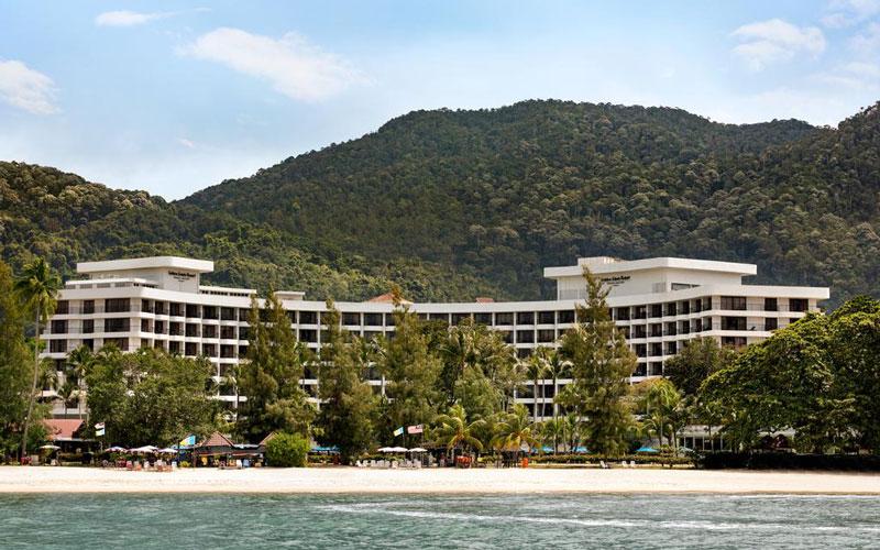 هتل Golden Sands Resort by Shangri-La Penang