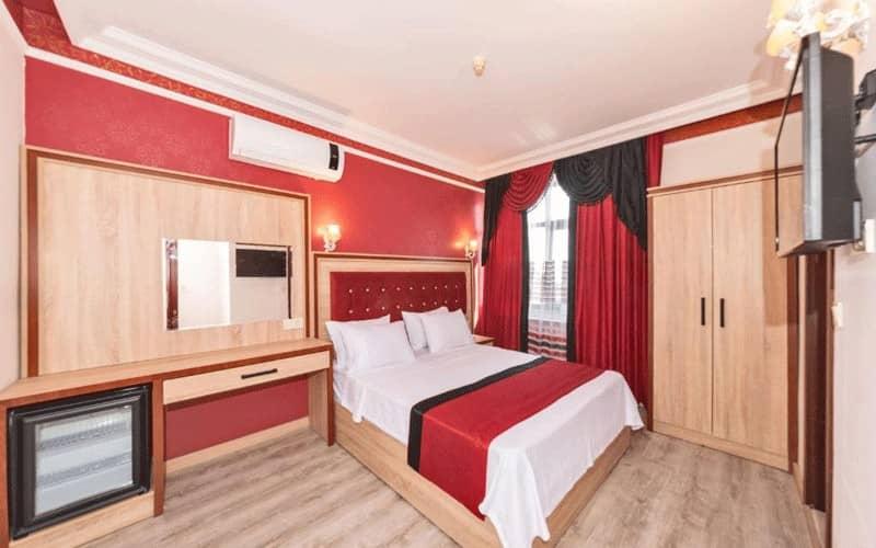 هتل Olimpic Hotel Istanbul