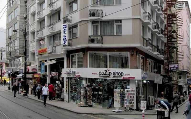 هتل Samil Hotel Istanbul