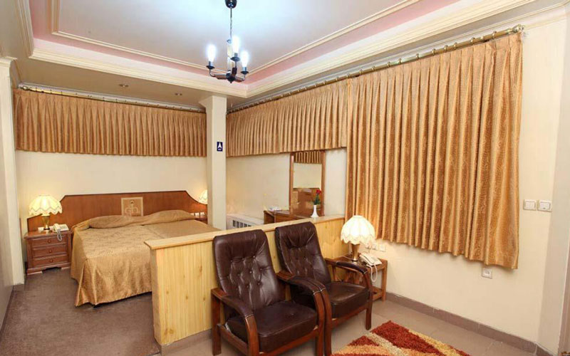 هتل آپارتمان قصر قم