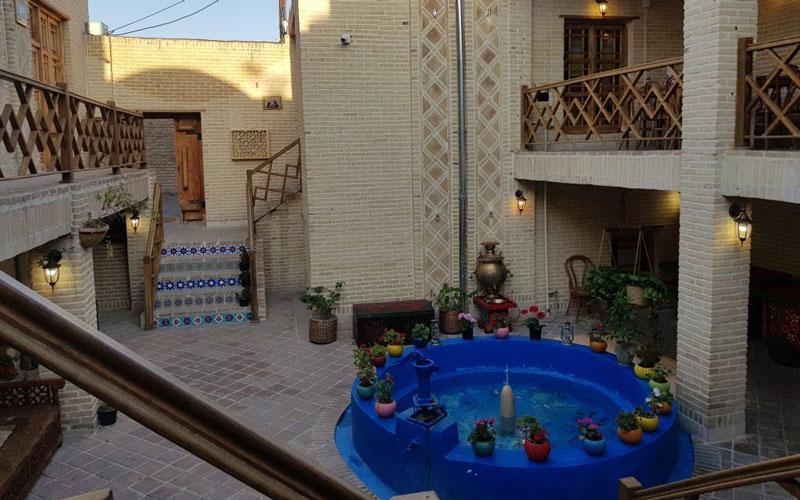اقامتگاه سنتی ددمان زنجان