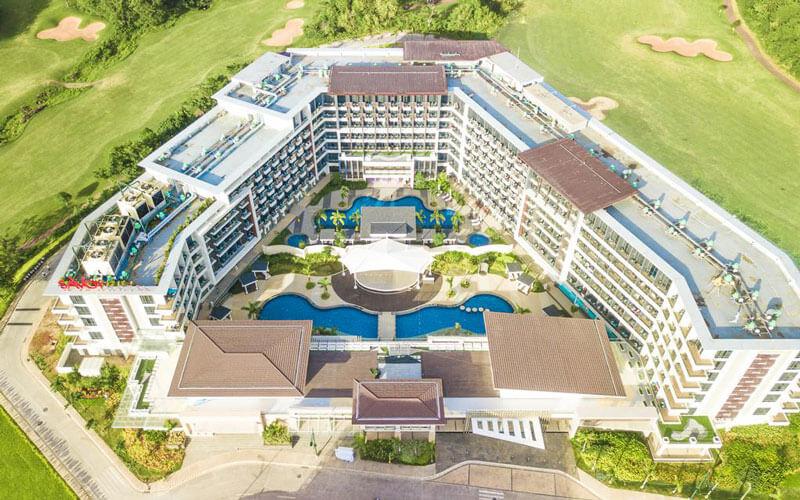 هتل ساووی نیوکوست بوراکای فیلیپین