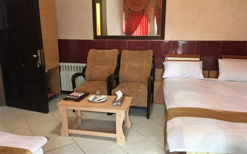 هتل خیام گرگان