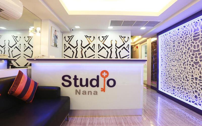 هتل استودیو نانا بای آیچک این بانکوک