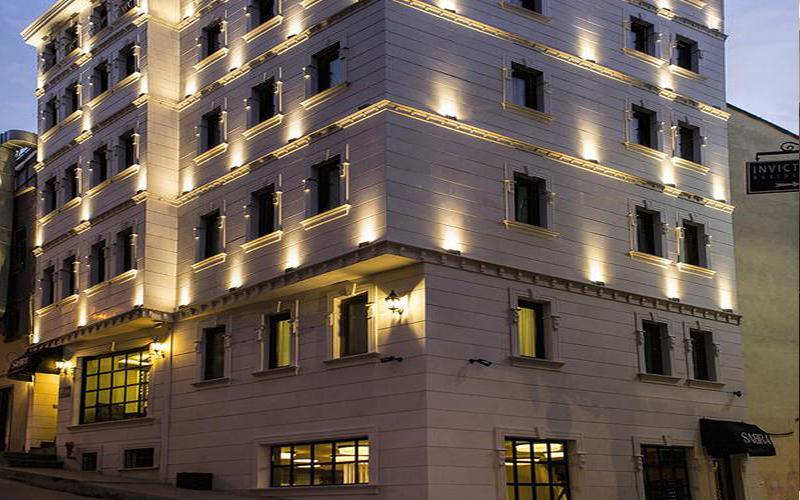 هتل تراس استانبول