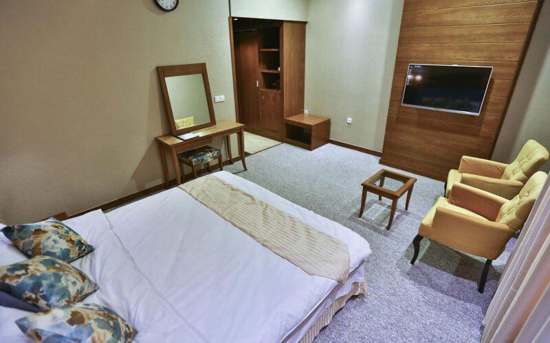 هتل کانیار علی آباد گرگان