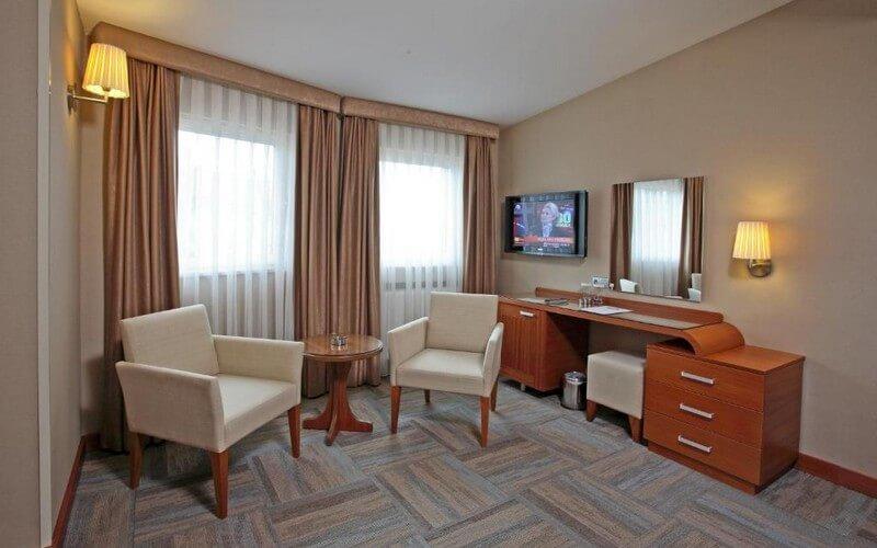 هتل Hotel Polatdemir Istanbul