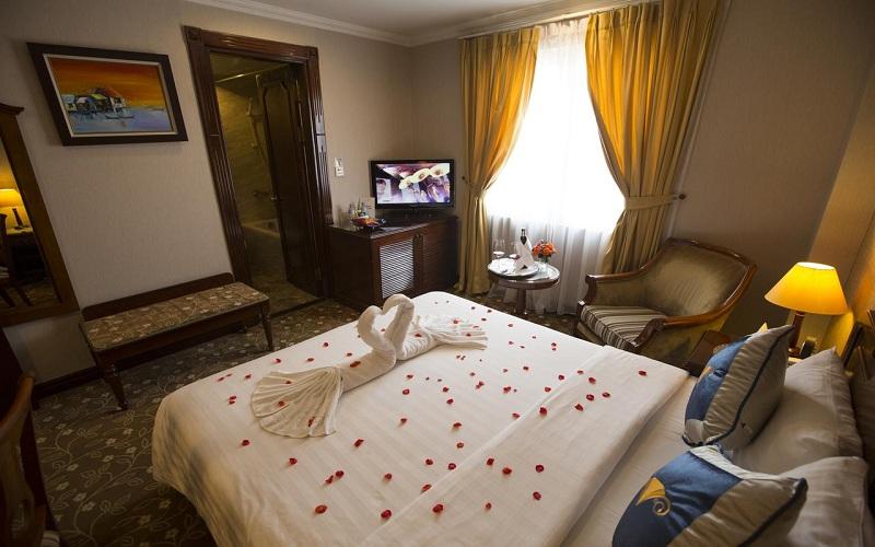 هتل آداماس هانوی