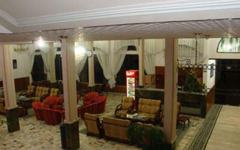 هتل شیرکوه تفت یزد