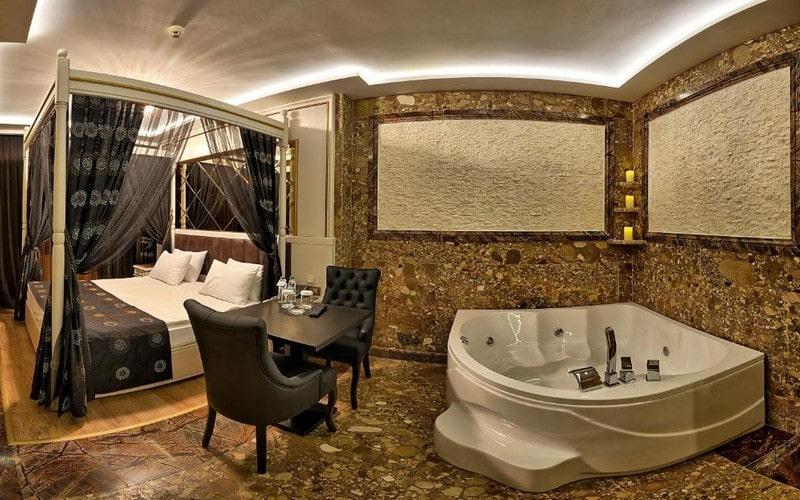 هتل Samir Deluxe Hotel Istanbul