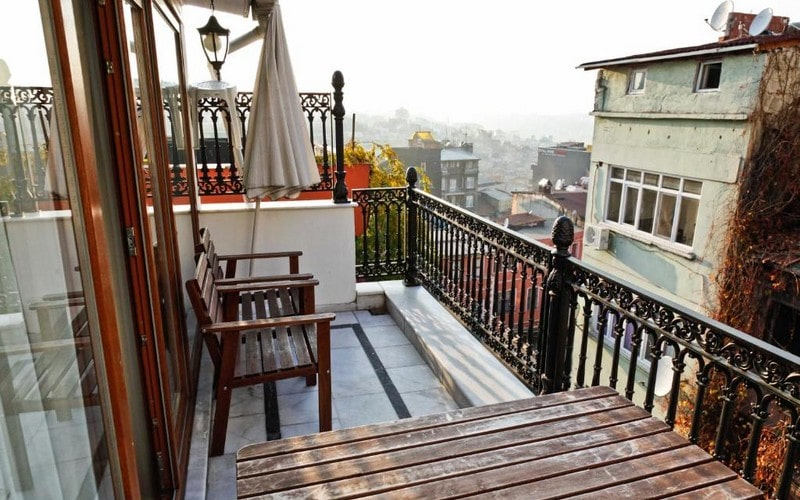 هتل Metro Suites Taksim Istanbul