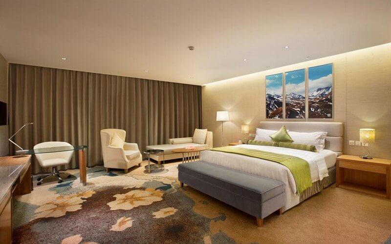هتل Grand Metropark Hotel Beijing