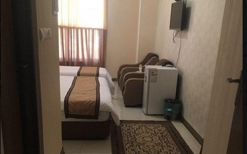 هتل شهر آفتاب گرمسار