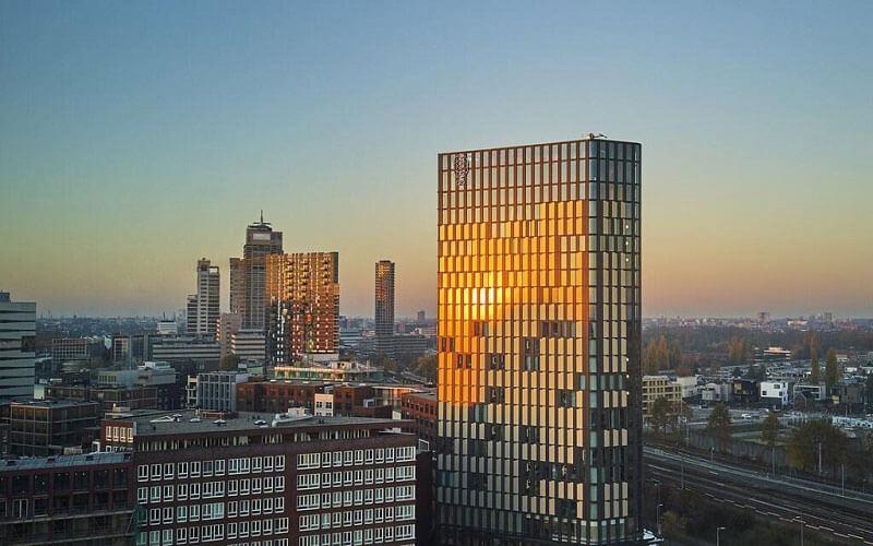 هتل کو آمستردام