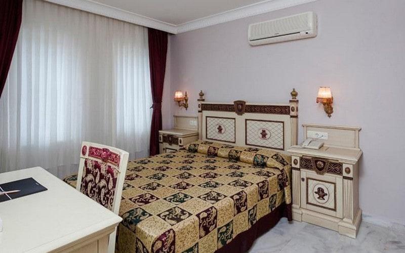 هتل larina family resort hotel Alanya