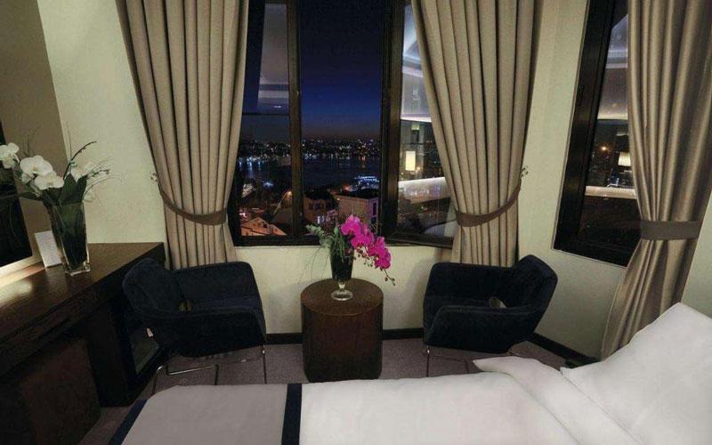هتل Biancho Hotel Pera- Special Category Istanbul