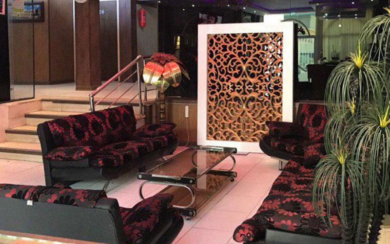 هتل آپارتمان آرام اصفهان