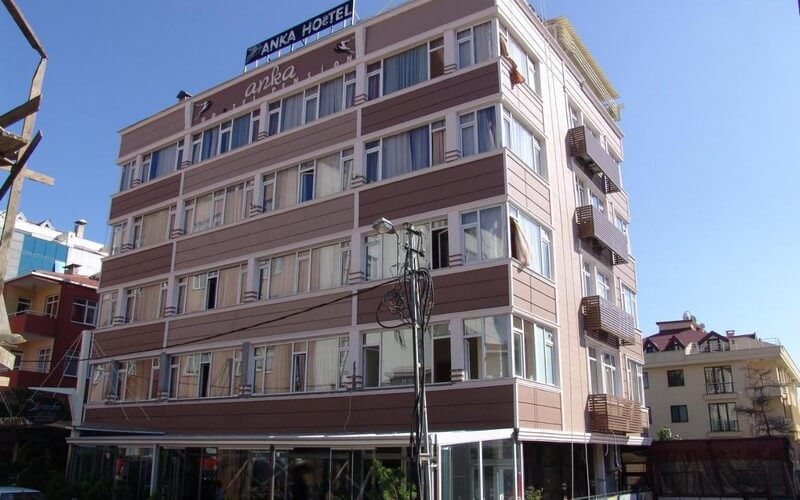 هتل Anka Business Park Istanbul