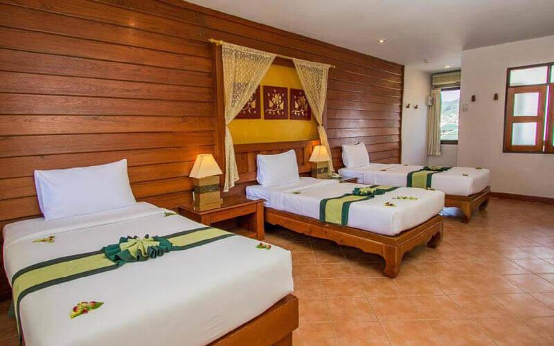 هتل Bel Aire Patong Resort Phuket
