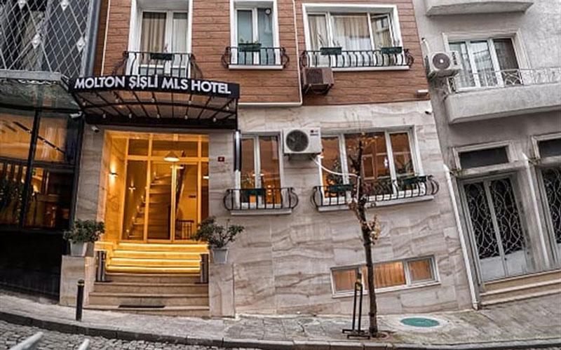 هتل مولتون شیشلی ام ال اس استانبول