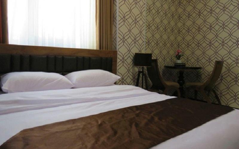 هتل آپارتمان کوروش کرمانشاه