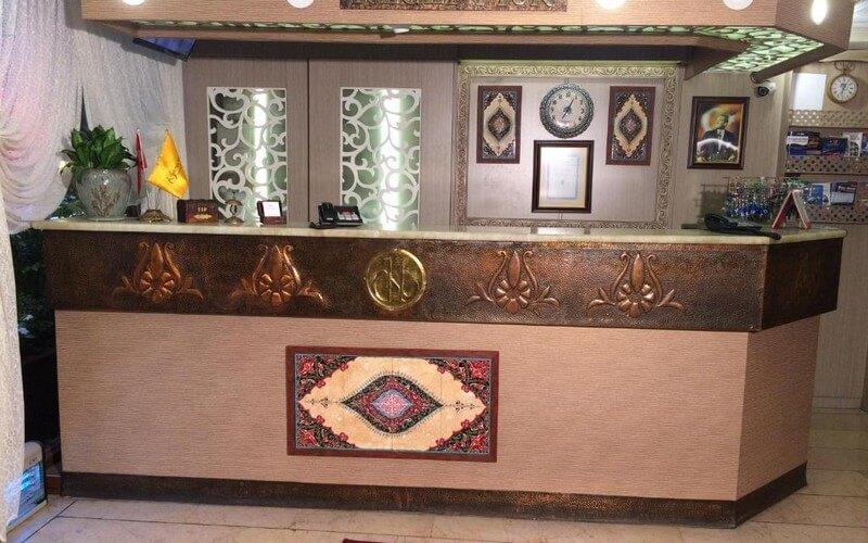 هتل Hotel Nezih Istanbul