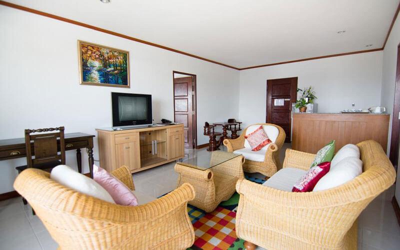 هتل JP Villa Pattaya