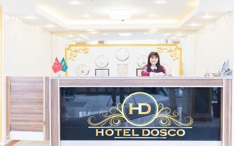 هتل دوسکو وان